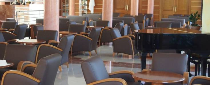 Bar-Lounge Des Hotels Continental Don Antonio Continental Don Antonio Hotel Paguera